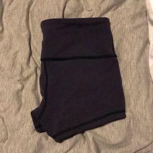 lululemon athletica Shorts - lululemon workout shorts
